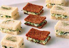 Fácil de fazer, o sanduíche de pepino reúne a porção de carboidrato e legume do lanche das crianças!