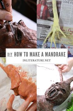 How To Make a Mandrake [Herbology at Hogwarts] | In Literature