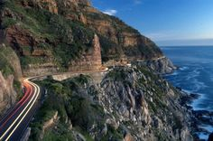 Camps bay to Chapman's Peak drive, Cape Town