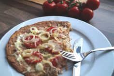 Thunfisch Pizza- Boden- leicht gemacht!