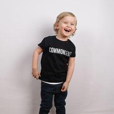 Ingemar KID / T-shirt. black