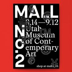 """Draw Down curated a reading room for ""Mall No. 2"" - an exhibition on view at the Utah Museum of Contemporary Art in downtown Salt Lake City from August…"""