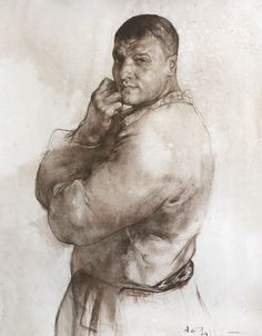 VIDEO presentation - Life Drawings by Nikolai Blokhin, a contemporary fine artist from Russia, who keeps the old traditions of the Russian art school alive. Drawing Now, Life Drawing, Painting & Drawing, Sketchbook Drawings, Drawing Sketches, Art Drawings, Drawing Portraits, Figure Drawings, Pastel Portraits