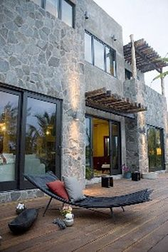 Tulum House Rental: Luxurious, 4 Bedroom Beach Front Home   HomeAway - Love this house and love Phil.  What a character.