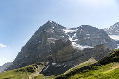Eiger Trail Eigernordwand in Grindelwald Engelberg, Grindelwald, Swiss Alps, Bergen, Mount Everest, Trail, Hiking, Mountains, Nature