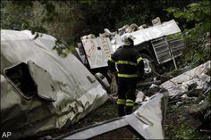 Doden bij Italiaans busongeluk op A116 bij Monteforte Irpino
