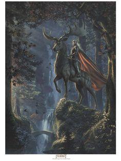 Thranduil:King of the Woodland Realm- can find Thranduil and more on our website.Thranduil:King of the Woodland Realm- Hobbit Art, O Hobbit, Jrr Tolkien, Elfen Fantasy, Fantasy Art, Narnia, Legolas Und Thranduil, Gandalf, Fantasy Inspiration