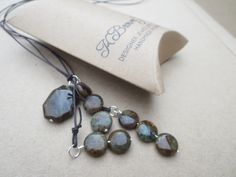 A personal favourite from my Etsy shop https://www.etsy.com/uk/listing/256142072/jasper-y-necklace-gemstone-lariat