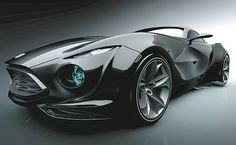 Vorax Concept is the first super sports car in Brazil.