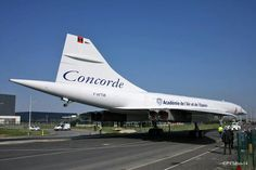 Concorde, Concord Airplane, Tupolev Tu 144, Vintage Airline, Bus, Jet Plane, Aeroplanes, Spacecraft, Toulouse