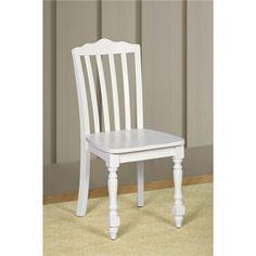 Hillsdale Furniture 1528-801 Lauren Chair in White