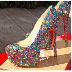 #louboutin #shoes #highhills