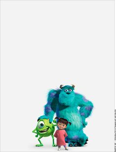 Monster Inc Birthday, Monster Inc Party, Monsters Inc, Birthday Parties, Birthday Ideas, Html, Kids, Pictures, Printables