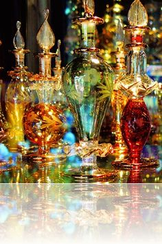 """""""While the king was at his table, my perfume spread its fragrance.""""Song of Songs 1:12."""