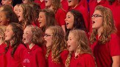 one voice children's choir- burn