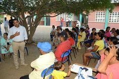 Acuerdo para continuar trabajos del PDA en la comuna 10 de Riohacha - Hoy es Noticia