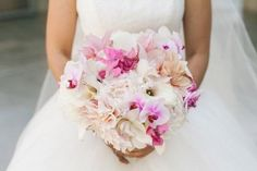 #pretty #flowers #bouquet #bridal #wedding