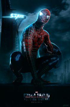 #Spiderman #Fan #Art. (Civil War poster) By: byBossLogic Inc. (THE * 5 * STÅR * ÅWARD * OF: * AW YEAH, IT'S MAJOR ÅWESOMENESS!!!™)[THANK Ü 4 PINNING!!!<·><]<©>ÅÅÅ+(OB4E)   https://s-media-cache-ak0.pinimg.com/474x/c0/d8/da/c0d8da45f7000ba998298a88acdecd54.jpg