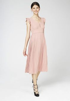 mint&berry Summer dress - ash rose for £41.24 (14/06/17) with free delivery at Zalando