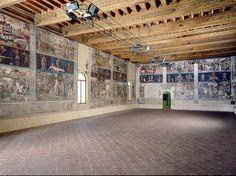 Ciclo dei Mesi | MUVIG - Museo Virtuale del Garofalo - Canaro  #ferrara #ciclodeimesi #palazzoschifanoia