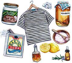 Watercolour Illustrations - Holly Exley Illustrator