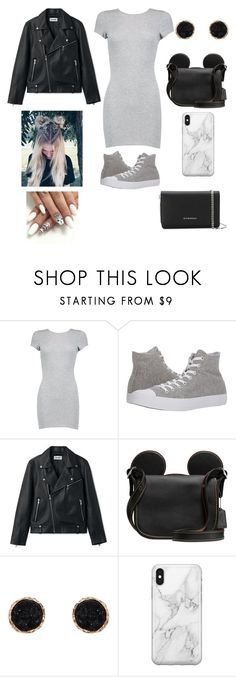 """""""Untitled #467"""" by reka15 on Polyvore featuring Boohoo, Converse, Humble Chic, Recover and Givenchy"""