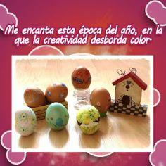 Decoración de Pascua con #AZOR.