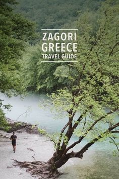Zagoria Greece Travel Guide Zagoria Greece is perhaps one of the best hidden gems that Northern Greece has to offer. Forget the Greek Islands and come see the world's deepest gorge and centuries-old footpaths. Reach Zagoria easily from Thessaloniki! Greece Vacation, Greece Travel, Places In Greece, Thessaloniki, Greek Islands, Hiking Trails, Nice View, Cool Places To Visit, Travel Guide