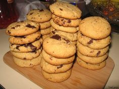 Tomek gotuje: Ciasteczka z masłem orzechowym i czekoladą / Tom cooks: Peanut butter chocolate chip cookies