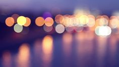 Night City Is Defocused With Nice Bokeh And Typical City Noise Stock Footage Video 2628539 - Shutterstock