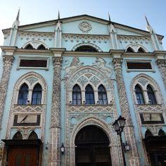 A Oficina de Impressão São Sinódio, onde se produziram o primeiro livro impresso e o primeiro jornal da #Rússia