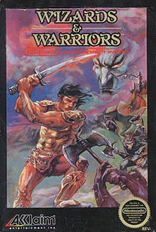 Wizards & Warriors has some of my favorite NES music, strangely enough.