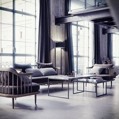Corona Loft by BBB3viz, via Flickr