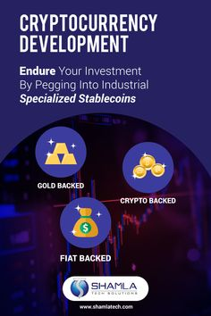 Endure Your Investment By Pegging Into Industrial Specialized Stablecoins Cryptocurrency, Investing, Industrial