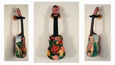 Painted Ukulele - Jennifer Jarnot - 3048047