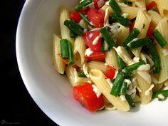 Cestovinovy salat