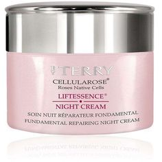 BY TERRY Women's LiftEssence Night Cream (£135) ❤ liked on Polyvore featuring beauty products, skincare, face care, face moisturizers, no color, by terry and anti aging face moisturizer