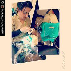 Dental Assisting Student