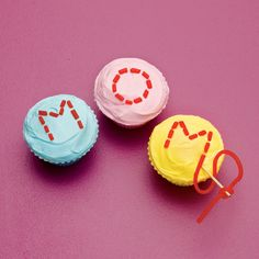 Cupcakes for Mom!