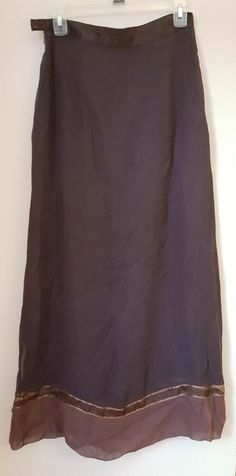 e3c66b6c1146fb Long Brown Skirt Size 7/8 Great Condition #fashion #clothing #shoes # ·  Brown SkirtsJumpsuitsRompersCouponLeggingsAmazonClothes For WomenLink Clothing