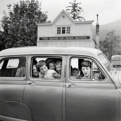 VIVIAN MAIER, w03271-10 , Kids in Car