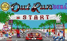 OutRun - Atari ST - 1988