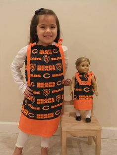 Chicago Bears Dress only in Chicago!