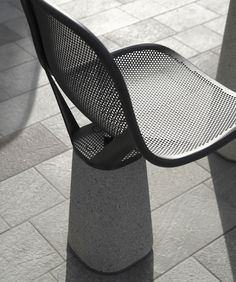 mcdonald's outdoor furniture designed by patrick norguet for alias