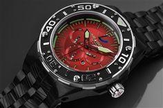 ARAGON Enforcer 9100 in Red