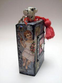 Romance Altered Matchbox
