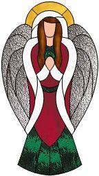 "Képtalálat a következőre: ""stained glass angels patterns"""