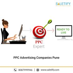 PPC Advertising Services Pune - Saletify Saletify provides the fast advertising, provides unmatched ability to adjust market conditions, PPC Management Company India, PPC Services in India. Pay Per Click Marketing, Best Seo Services, Advertising Services, Management Company, Growing Your Business, Pune, Conditioner, India, Facebook