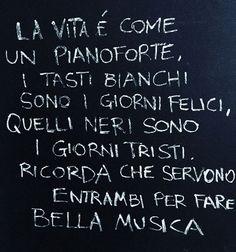 #lavita #pianoforte #instamusic #instalife #good #nice #like #follower #muchasgracias #musicforlife #insegnamenti #santeparole