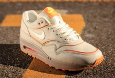 Nike WMNS Air Max 1 Cut 'Atomic Mango'